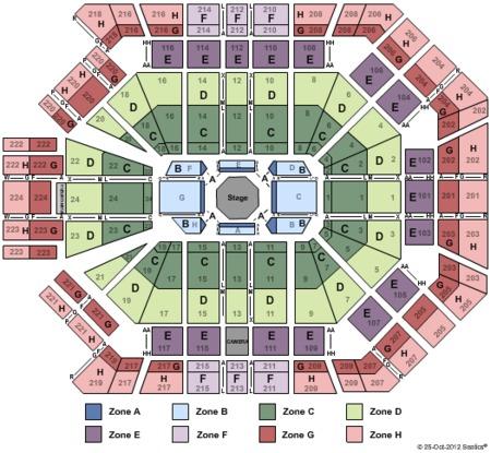MGM Grand Garden Arena Tickets - MGM Grand Garden Arena in Las Vegas ...