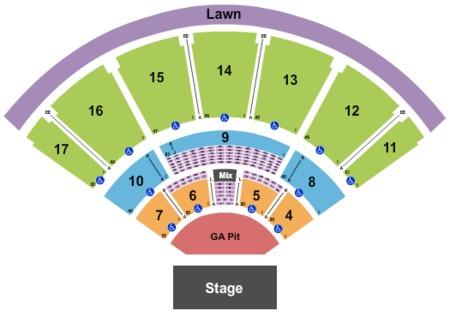Florida State Fairgrounds Map.1 800 Ask Gary Amphitheatre At The Florida State Fairgrounds Tickets