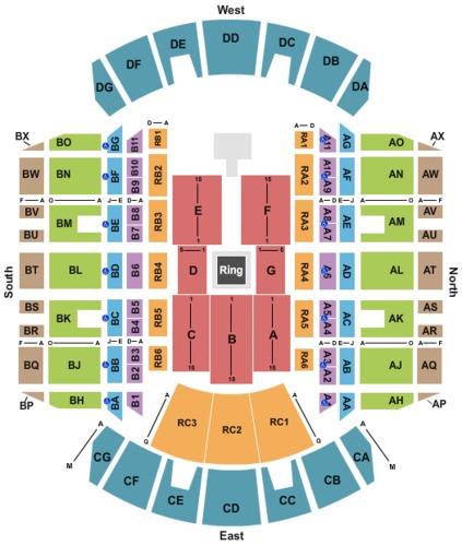 Mississippi Coliseum