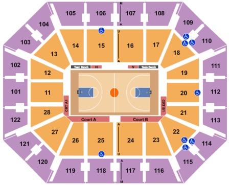 Mohegan Sun Arena