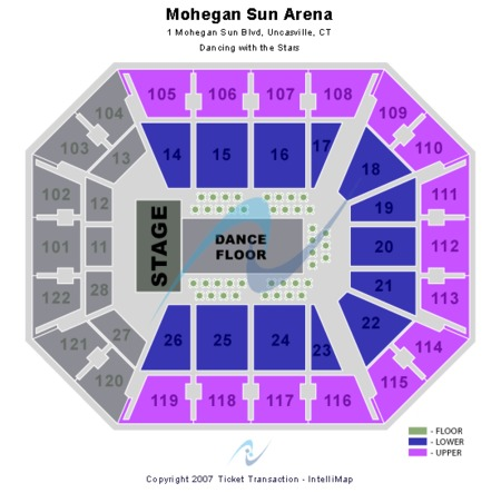 cheap mohegan sun arena