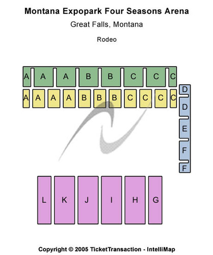 Montana Expopark Four Seasons Arena
