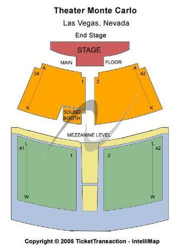 Monte Carlo Theatre - Monte Carlo