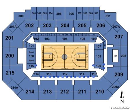 Moody Coliseum
