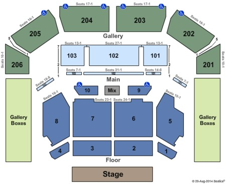 Mophie Stage The Cosmopolitan Of Las Vegas Tickets