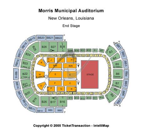 Morris Municipal Auditorium