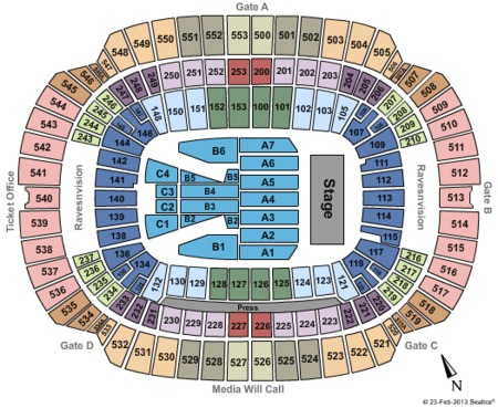 m t bank stadium tickets m t bank stadium in baltimore md at