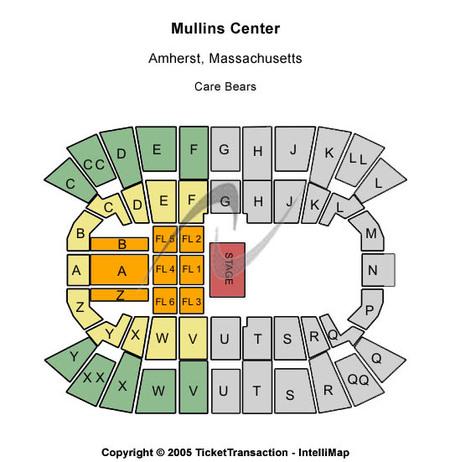 Mullins Center
