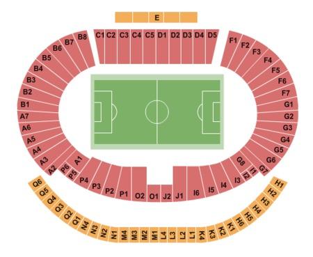 National Stadium at Hampden Park