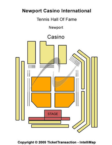 Newport Casino International Tennis Hall Of Fame