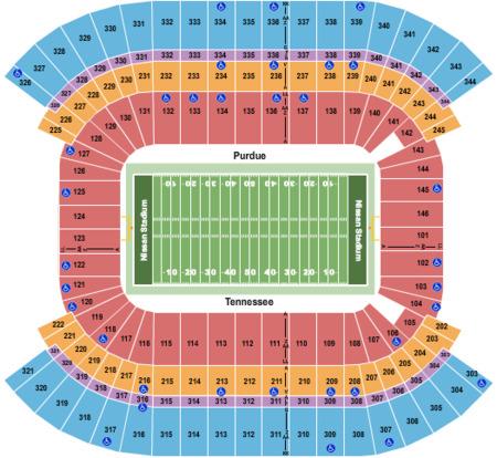 Nissan Stadium Tickets - Nissan Stadium in Nashville, TN ...