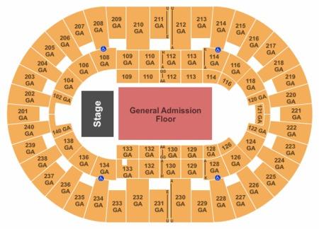 North Charleston Coliseum