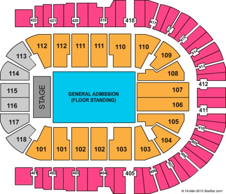 O2 arena tickets o2 arena in london gl at gamestub for 02 arena floor seating plan
