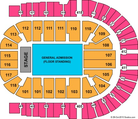 O2 arena tickets o2 arena in london gl at gamestub for 02 arena london floor plan