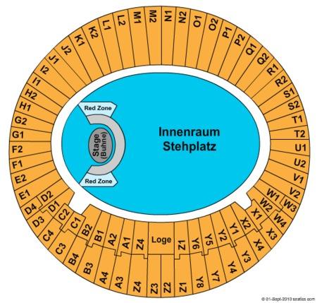 Olympiastadion - Munich