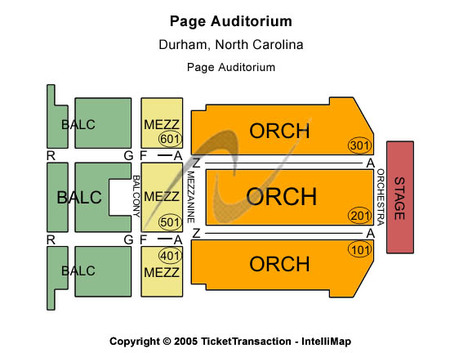 Page Auditorium