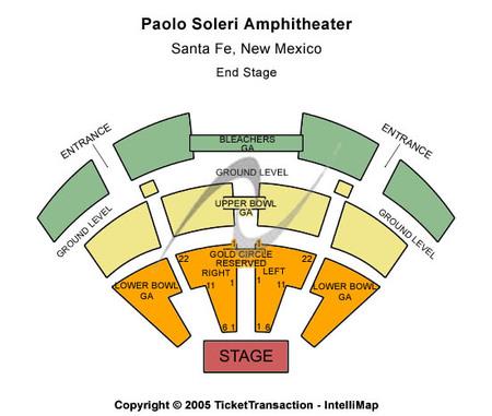 Paolo Soleri Amphitheatre