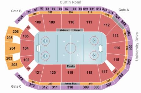 Pegula Ice Arena Seating Chart Brokeasshome Com