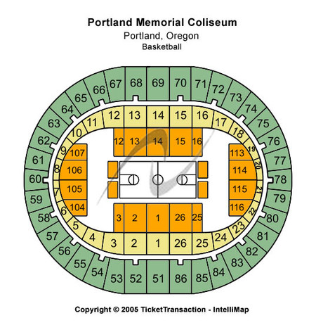 Portland Veterans Memorial Coliseum