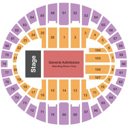 Portland Veterans Memorial Coliseum