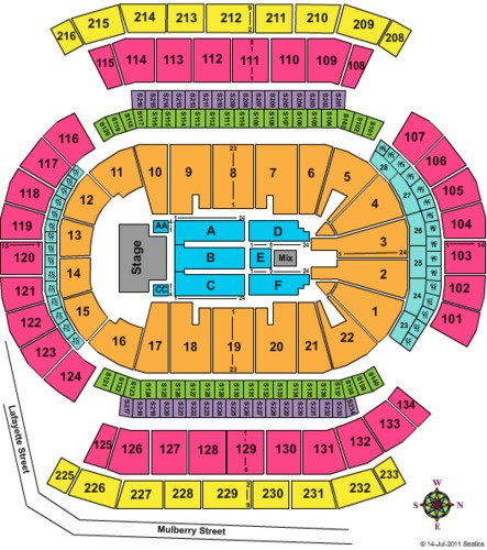 Prudential Center Tickets - Prudential Center in Newark, NJ ... on riverside mall map, washington square mall map, milton mall map, phoenix mall map, washington street mall map, woodland mall map, chestnut hill mall map, broadway mall map, burlington mall map,