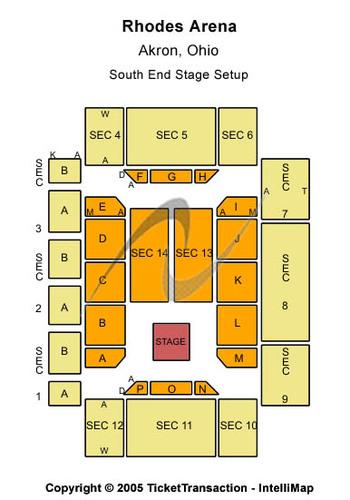 Rhodes Arena