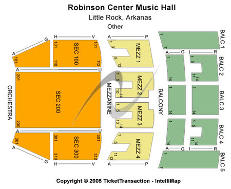Robinson Center Performance Hall