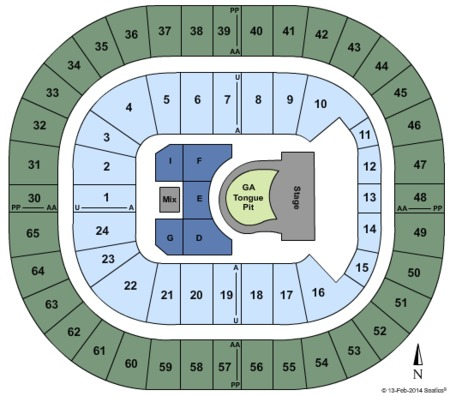 Rod laver arena tickets rod laver arena in melbourne for Door 9 rod laver arena