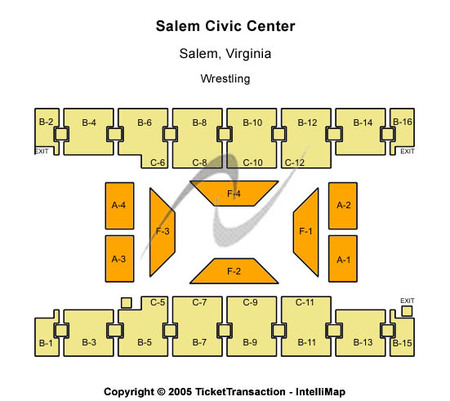 Salem Civic Center