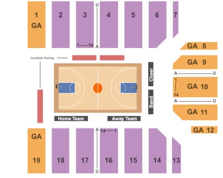 San Jose State University Event Center Tickets San Jose State