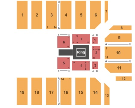 San Jose State University Event Center Tickets San Jose State