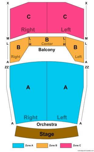 Saroyan Theatre Convention Center