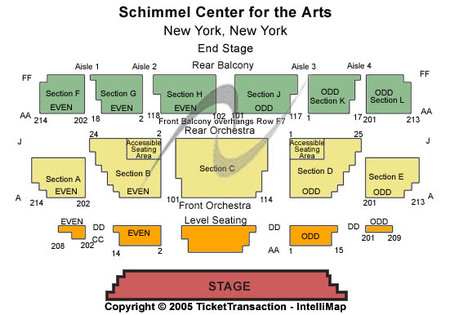 Schimmel Center For The Arts
