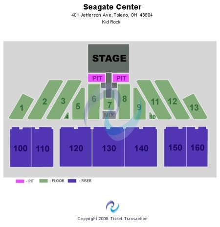 Seagate Center