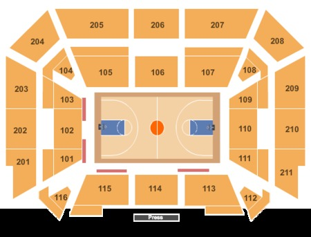 SECU Arena at Towson University
