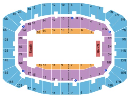 Selland Arena Convention Center