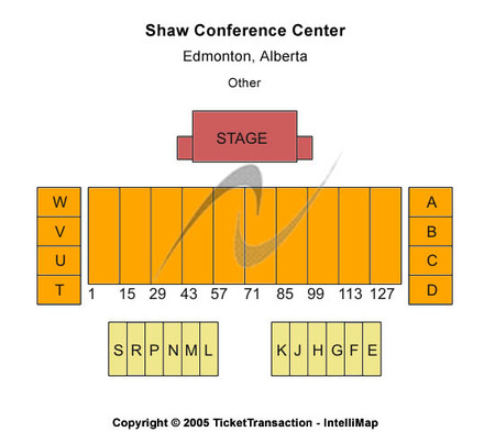 Shaw Conference Centre