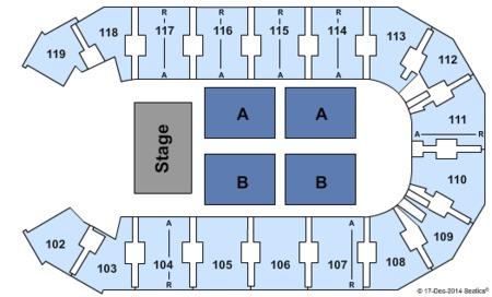 Silverstein Eye Centers Arena