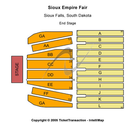 Sioux Empire Fair At W.H. Lyon Fairgrounds