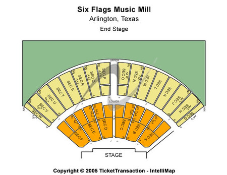 Six Flags Music Mill