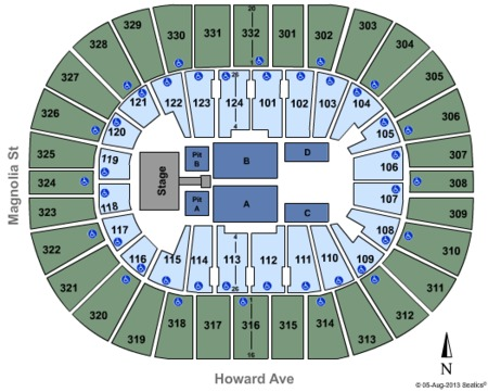 Smoothie King Center Tickets - Smoothie King Center in New ... on quiznos map, krispy kreme map, cici's pizza map, ihop map, fazoli's map, taco bell map, in-n-out burger map, chick-fil-a map, mcdonald's map, dairy queen map, carl's jr map, panera bread map, safeway map,