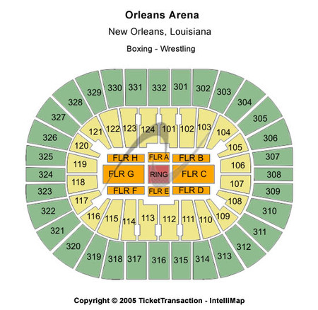 New Orleans Arena