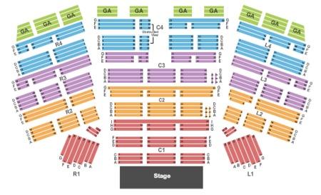 Sandia Casino Concerts Seating Chart Casino 2019