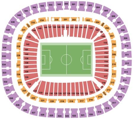 Soccer City Stadium