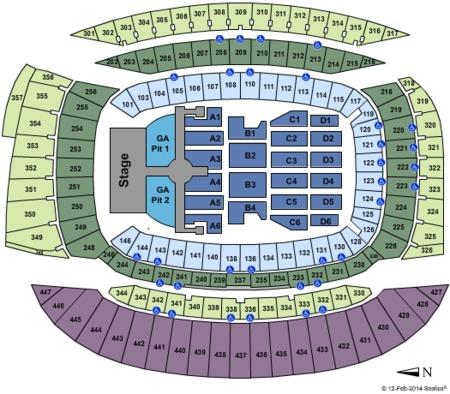 Soldier Field Stadium