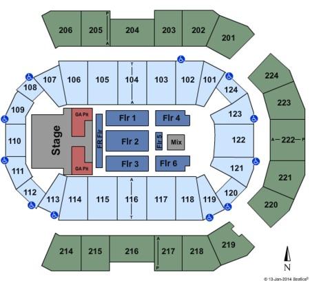 Spokane Arena