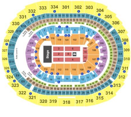 Staples center tickets staples center in los angeles ca at gamestub