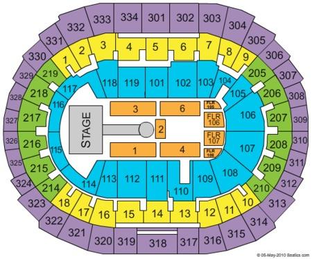 Staples Center Floor Plan Taylor Swift - The Ground Beneath Her Feet