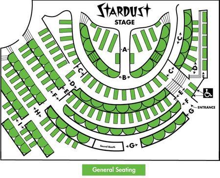 Stardust Theater - Stardust Hotel