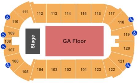 Dodge Arena
